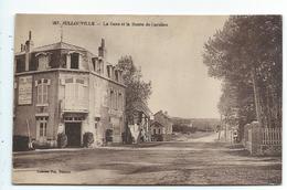 Jullouville , La Gare Et La Route De Carolles - Other Municipalities