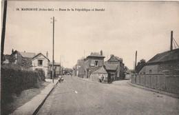76 Maromme. Rues De La République Et Bérubé - Maromme