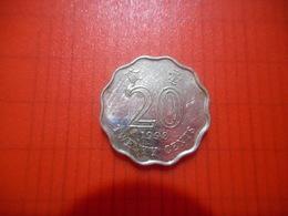 Hong Kong - 20 Cents - 1998 - Hong Kong