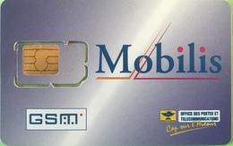 NOUVELLE CALEDONIE - Carte SIM  - MOBILIS  - Avec Puce Rajoutée - Nuova Caledonia