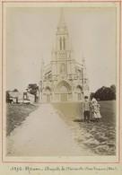 Tirage Citrate. Rouen. Chapelle De Blosseville-Bonsecours. 1896. Seine-Maritime. Normandie. - Photos