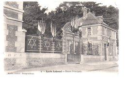 REF 475 :  CPA 92 Sceaux Lycée Lakanal - Sceaux