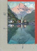 CARTOLINA VG SVIZZERA - VIERWALDSTATTERSEE - Fluelen U. Der Bristenstock - 9 X 14 - 1912 - Svizzera