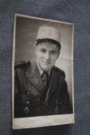 Légion étrangère,ancienne Photo Originale,Beuret Marcel,Algérie,format Carte Postale - War, Military