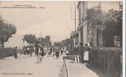 SAINT-GEORGES-DE-DIDONNE (Ville). L'Arrivée Du Tram - Saint-Georges-de-Didonne