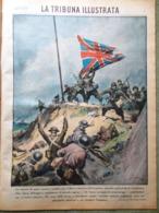 La Tribuna Illustrata 16 Marzo 1941 WW2 Bulgaria Nicolò Carosio Vivaldi Guyana - Weltkrieg 1939-45