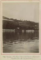 Tirage Citrate. Rouen. Bonsecours. Funiculaire. Casino Et Monument De Jeanne D'Arc. 1896. Seine-Maritime. Normandie. - Photos