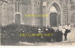 74 // VAL D ABONDANCE   Inauguration De L'église De Chatel - Frankrijk