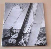 Glénans Informations Et Documents N°90 Août 1977 Île Molène,Service Des Phares Et Balises,les Bateaux Feu - Boats
