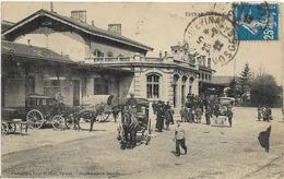 ~   BS  ~  88  ~    EPINAL      ~    La Gare  Très Animée    ~ - Epinal