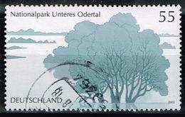 Bund 2003,Michel# 2343 O  Unteres Odertal National Park, EM Aus Block 62 - [7] Federal Republic