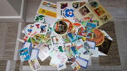 Lot D'autocollants Ancien - Stickers