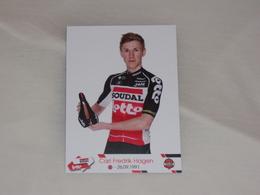 Carl Fredrik Hagen - Lotto Soudal - 2020 - Cycling