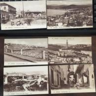 30 Cartes, Tanger (issues D'un Carnet Sauf Erreur), Verso Divisé, Blanc, éd LL -Levy Et Neurdein Réunis, Non écrites - Tanger