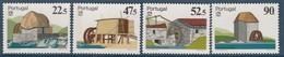 PORTUGAL - N°1681/4 ** (1986) Moulins à Eau - Nuovi