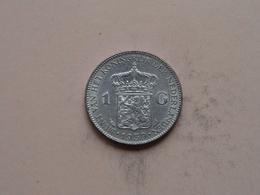 1939 - 1 Gulden (828) > ( Uncleaned Coin / For Grade, Please See Photo ) Silver / Silver / Argent ! - [ 3] 1815-…: Königreich Der Niederlande