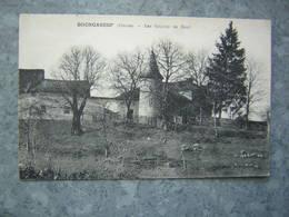 BOURGANEUF - LES GOUTTES DE HAUT - Bourganeuf
