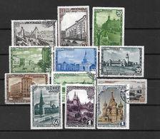 URSS - 1947 - N. 1121/32 USATI (CATALOGO UNIFICATO) - 1923-1991 USSR