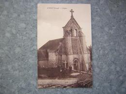AURIAT - L' EGLISE - Autres Communes