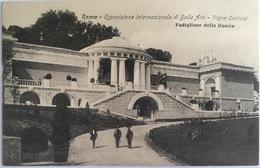 V 72653 Roma - Esposizione Internazionale Di Belle Arti - Vigna Cartoni - Padiglione Della Russia - Expositions