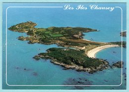 CP 50 -  Les Iles Chausey - La Grande île - Granville