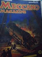 Meccano Magazine Julliet 1932 July Julio - Meccano