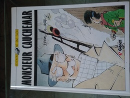 Benn Siniac . Monsieur Cauchemar - Boeken, Tijdschriften, Stripverhalen