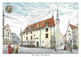 CPSM Estonie-Vana Turg-Old Market       L2971 - Estonie