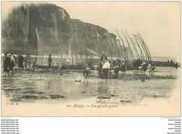 76 DIEPPE. Les Grands Parcs En Poissons Vers 1900 - Dieppe