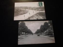 LOT DE 27 CPA / LILLE LE NOUVEAU BOULEVARD ET ALENTOURS - 5 - 99 Cartoline