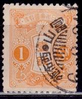 Japan 1913-14, Tazawa, 1s, Used - Japan