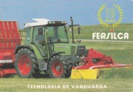 1994 Pocket Poche Calendar Calandrier Calendario Portugal Tractor Tracteur Fersilca Albergaria-a-velha - Calendars