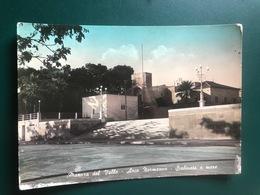 MAZARA DEL VALLO (TRAPANI)  ARCO NORMANNO  SCALINATA A MARE  1954 - Mazara Del Vallo