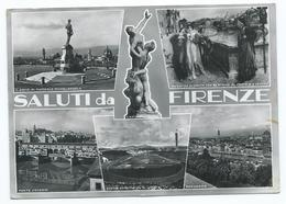 "VIEJO ESTADIO - OLD STADIUM - VIEUX STADE - STADION .-  "" COMUNALE "" .- FIRENZE.- ( ITALIA ) - Fútbol"