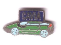 L191 Pin's Voiture Cabriolet Mercedes Jaguar Corvette Renault Ferrari CAVIA Qualité EGF Achat Immédiat - Autres