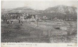 Marseille La Plage à Bonneveine - Marseille