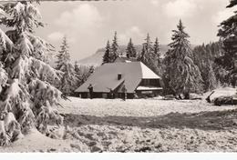 """RP: Snow Skiing Lodge , Kiosk """"Grosse Tanne"""" Familie Birk , UNTERSTMATT/Schwarzwaldhochstr., 30-50s - Wintersport"""