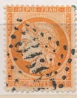 N°38 GRANDS CHIFFRES BIEN FRAPPES. - 1870 Siège De Paris