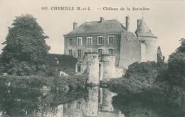 Chemillé Château De La Sorinière - Chemille