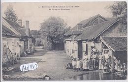 ST-MAURICE-SUR-AVEYRON- LA PECHE AUX ECREVISSES - Autres Communes