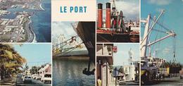 Ile De La Réunion  Le Port De La Pointe Des Galets - La Réunion