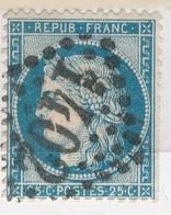 N°60 GRANDS CHIFFRES BIEN FRAPPES. - 1871-1875 Cérès