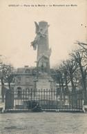 95) GROSLAY : Place De La Mairie - Monument Aux Morts - Groslay