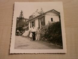 Ancienne Petite Photo DOUANES FRANCAISES - Lugares