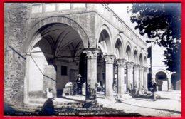 L'UMBRIA ILLUSTRATA - MONTEFALCO - FLoggiato Del Palazzo Comunale - Italy