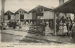 Firminy - (42) Loire - Usines De La Loire - La Femme Dans Les Industries De Guerre - Fabrication Des Obus - Firminy