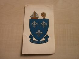 Ancien Souvenir 20 ème Anniversaire UNITE ST BONIFACE 1943 - Announcements