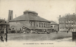 Mines, Mine : La Talaudière - (42) Loire - Usines De La Chazotte - France