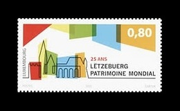 Luxembourg 2020 Mih. 2223 UNESCO World Heritage. Old Quarters And Fortifications Of City Of Luxembourg MNH ** - Luxembourg