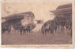 62. LE TOUQUET-PARIS-PLAGE. Les Courses. La Présentation Des Chevaux. 181 - Le Touquet